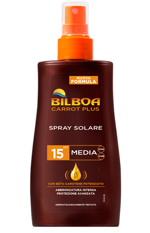 Bilboa-Carrot-spray-solare-SPF15-200ml